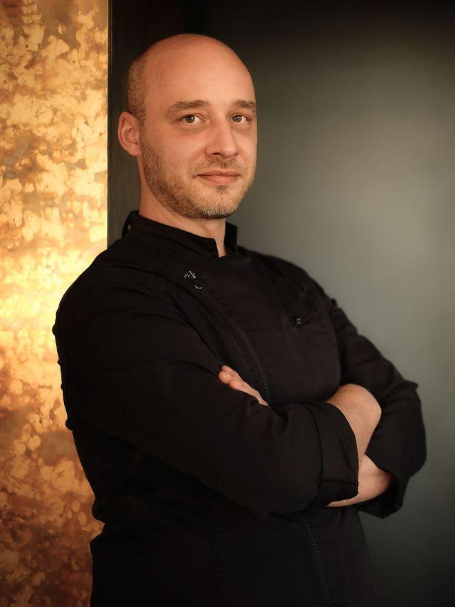 Chefkoch Sebastian Lorenz